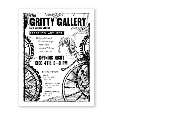 The Gritty Gallery